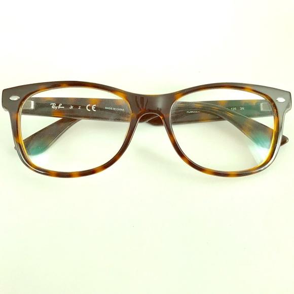 d1f8a7b76e Ray-Ban Wayfarer eyeglasses - Jr frames. M 5b79b6f8f41452f322e8f381